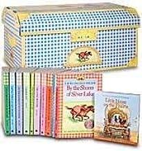 Little House on the Prairie Treasure Chest (9 Volumes)