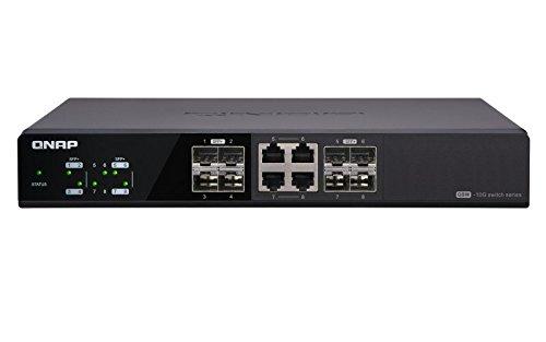 QNAP QSW-804-4C Switch No administrado None