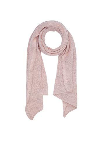 s.Oliver RED LABEL Damen Bouclé-Schal aus softer Qualität light pink knit 1