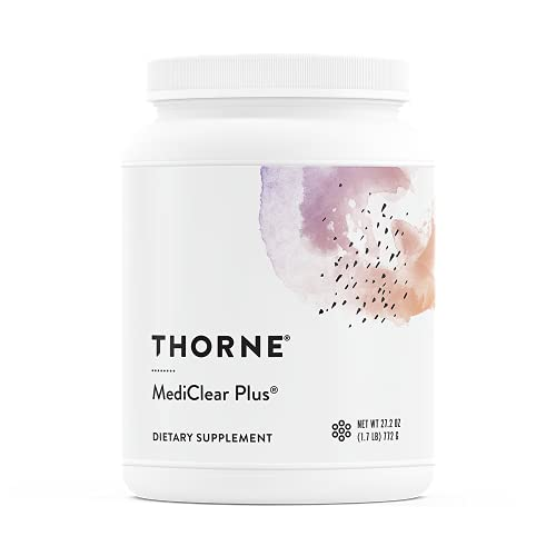 Thorne Research - MediClear Plus - Detox, Cleanse,...