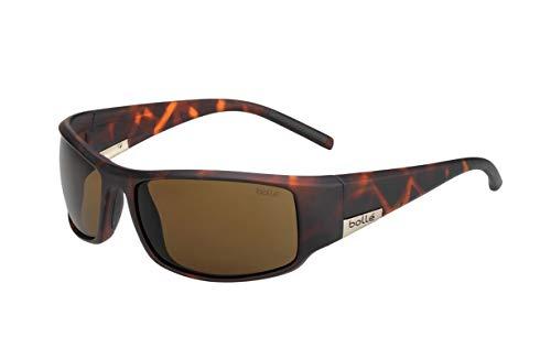 bollé Unisex– Erwachsene King Sonnenbrillen Large, Tortoise Matte