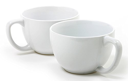 Norpro 293 Jumbo Mugs, Package of 2 Pieces