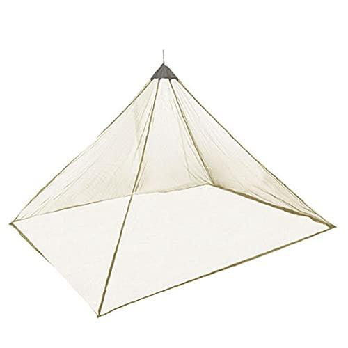 Mosquito rete Tenda Portatile Leggero Leggero Zanzariera per la zanzariera per il campeggio di montagna Viaggio Verde Prodotti all'aperto