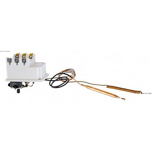 Cotherm - Thermostat Warmwasserbereiter - Typ BTS 450 Modell mit 2 Fühlern bis 90°C - : KBTS 900307
