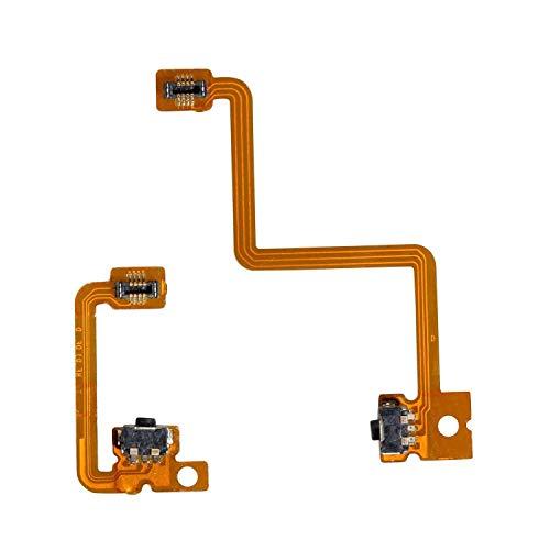 3DS Switch, ENDARK L/R Schalter Ladegerät Trigger Schulterknopf Ersatz Reparatur Interne Flex Flachbandkabel für 3DS Controller (1 Satz)