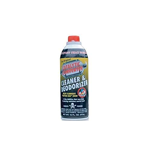 Solder-It (CAT-1) Catalytic Converter Cleaner - 16 oz.