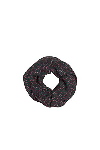 ESPRIT Accessoires Damen 109Ea1Q001 Schal, Grün (Dark Teal Green 375), One Size (Herstellergröße: 1SIZE)