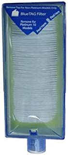 Filter, Intake Bacteria, Invacare Blue Tag