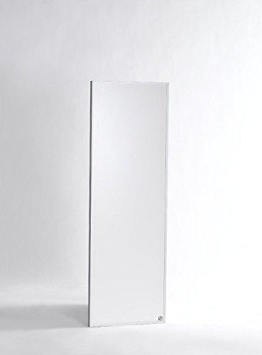 Infrarotheizung 300 Watt mit weißem Rahmen ✓ Elektrischer Heizkörper ✓ TÜV & GS ✓ 5 Jahre Herstellergarantie ✓ IR-Heizung für 3-10m² ✓ Inkl. Überhitzungsschutz
