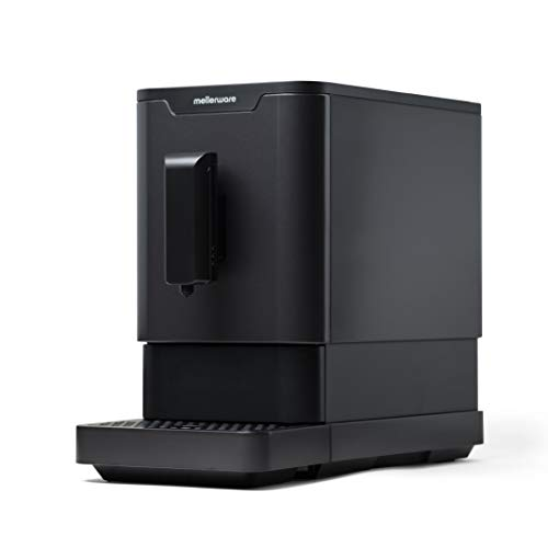 Mellerware Mmmm! Cafetera Superautomática. Grano molido Directo a café. Muele, infusiona y prepara al Momento tu café. Sin residuos plásticos ni cápsulas.