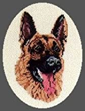Pegasus Originals German Shepherd Dog II Counted Cross Stitch Kit