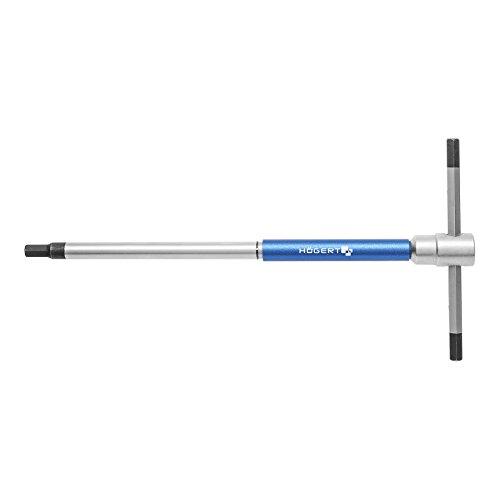 Innensechskant 4 mm T-Form Schraubendreher Schraubenzieher Schraubenschlüssel von SECOTEC®