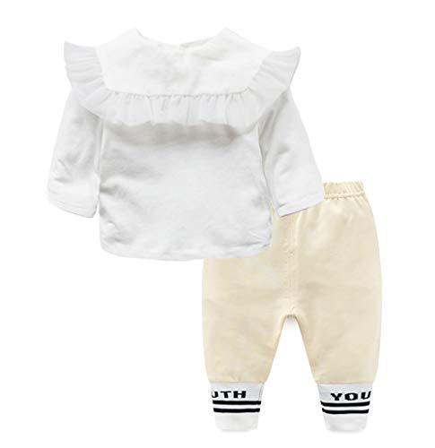 Baby Clothes Femme bébé Automne 3 Ensembles 2 bébés Enfants 0 garçons 1 an vêtements de marée de Mode Printemps et Automne vêtements