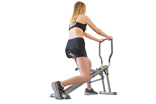 Product Image 7: Star Uno Ab Squat Workout Machine – Assist Squat Exercise and Glute Workout to Tone and Firm Muscles, Grey, Model:7827-080-001