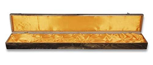 Tole 10 Imperial Imperial 33610 Caja Madera para Guardar Katana o Espada 120X16X13 cm NO Incluye Espada, Solamente Incluye la Caja 33610 + Portabotellas de regalo