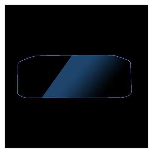 zhuzhu Ajuste for VW TIGUAN Atlas 2018 2018 2019 2020 Monitor de Pantalla de Cochecito de Vidrio Templado Protector Pegatina de película Pegatina de película Accesorios Interiores