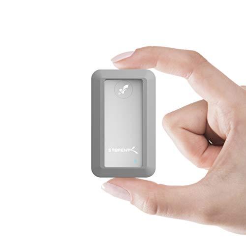 Sabrent Rocket Nano Rugged 1TB USB 3.2 10Gb/s External Aluminum Water Proof...