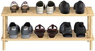 Forzza Emily Shoe Rack (Natural)