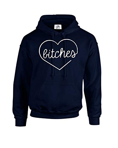 Bitches Heart Best Friends Love Present Tumblr Fashion Mean Girls Funny...