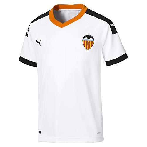 PUMA Vcf Home Shirt Replica Jr, Maillot Unisex niños