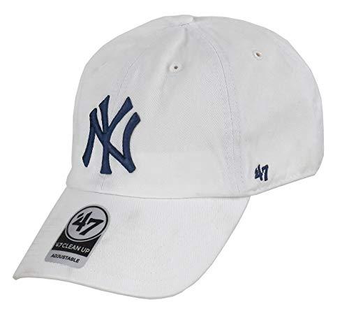 '47 York Yankees Adjustable Cap Clean Up MLB