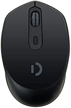 Nanming Portable USB Wireless Optical Mouse with Adjustable DPI