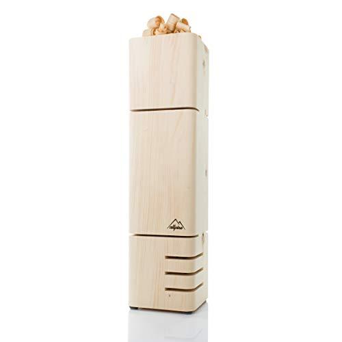 PuriLamp XL - Die Originale Zirbenholz Luftreiniger mit Beleuchtung, Zirben lufterfrischer