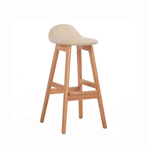 Auart vakantie op de boerderij teller barkruk lage rugleuning binnenin ontbijt dining stoel keukentafel stoelen leer met hoge voetsteun houten poten
