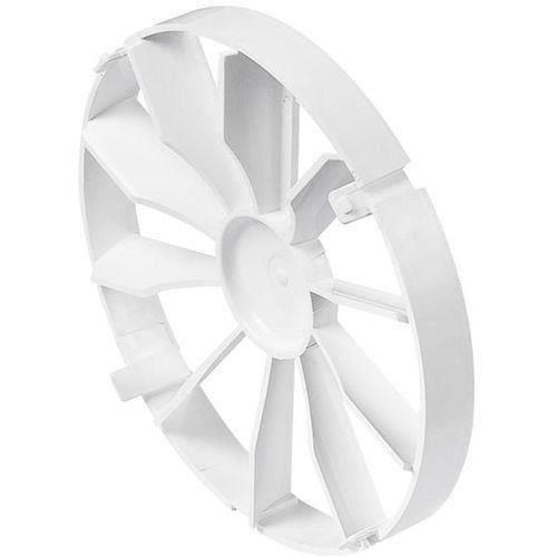 Universele terugslagklep voor alle ventilatoren Ø 125 mm badkamer ventilator kleine ruimte buisventilator alle Awenta