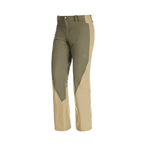 Mammut Casanna Pantalon Hard Shell Isolant Homme, Iguana-Boa, FR : L (Taille Fabricant : EU 50)