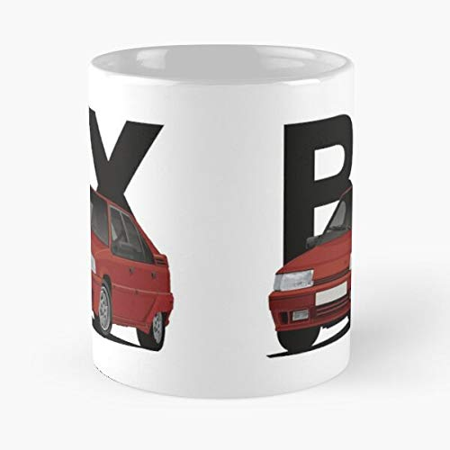 5TheWay Mug N Bx GTI Red Citro Best 11 oz Kaffeebecher - Nespresso Tassen Kaffee Motive