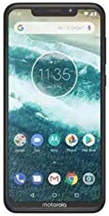 Motorola One P30 Dual SIM - 64GB, 4GB RAM, 4G LTE, Black
