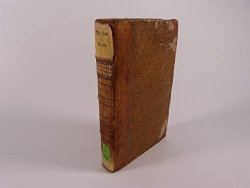 Der durch sich selbst widerlegte Deismus, oder Prüfung der in verschiedenen Werken des Herrn Rousseau ausgebreiteten Grundsätze des Unglaubens. (Bände 1 und 2 zusammengebunden).