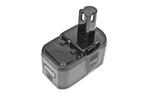 PowerSmart® 18V 4000mAh Li-ionen Akku für Ryobi CMI-1802, P203, P703, P813, BIW180M, CDR180M, OHT 1855R, P620, R18ALF-0, R18I-0, R18SDS-0, RAD1801M, RFL180M, RMT1801M