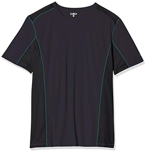 CMP 38T6887T T-Shirt Homme, Anthracite, 52
