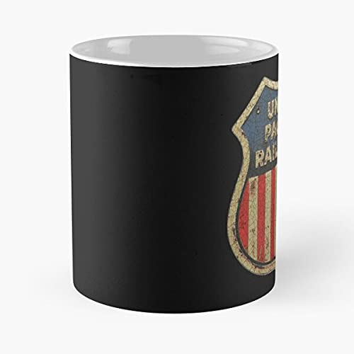 Taza de café de cerámica de mármol con texto en inglés «Le Meilleur 11 oz 15 oz»