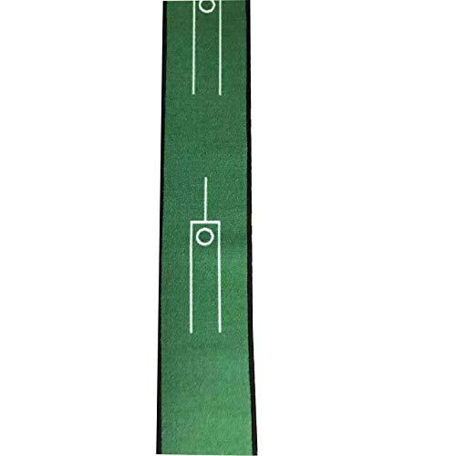 Golf Equipment Pratica Colpire Erba Mat - Realistico Fairway e Ruvido, di Guida Portatile, Allenamento for Backyard Practice Blanket Artificiale (Color : Green)