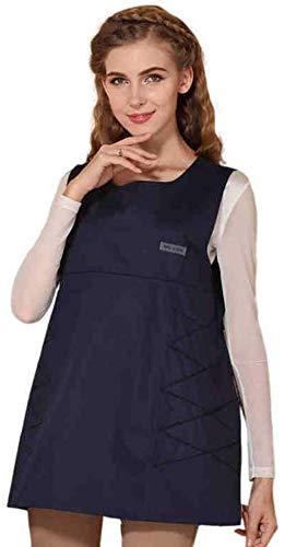 Protezione dalle radiazioni Vest Tuta anti-radiazioni Dress maternità fibra d'argento grembiule merletto delle donne incinte usura radiazioni Tuta protettiva donne incinte Grembiule Computer protezion