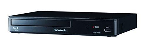 パナソニック ブルーレイプレーヤー フルHDアップコンバート対応 DMP-BD88-K