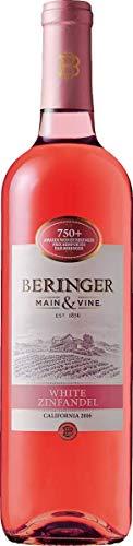 【多くのレストランでオンリストされた甘口テーブルワイン】ベリンジャー カリフォルニア・ホワイト・ジンファンデル [ ロゼワイン 甘口 アメリカ合衆国 750ml ]