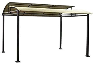 The Outdoor Patio Store Replacement Canopy for Better Homes & Garden Sawyer Cove 12' x 10' Barrel Roof Gazebo