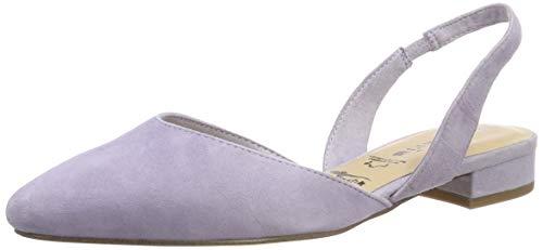 Tamaris Damen 1-1-29401-22 Slingback Pumps, Violett (Lavender 551), 40 EU