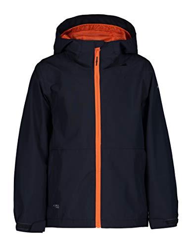 ICEPEAK Jacke für Jungen KNOBEL JR, dunkel blau, 152