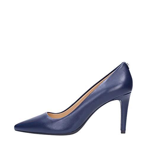 MICHAEL KORS Zapatos Mujer decollet 40F6DOMP1L Dorothy Flex Pump Blue Talla 40 Azul