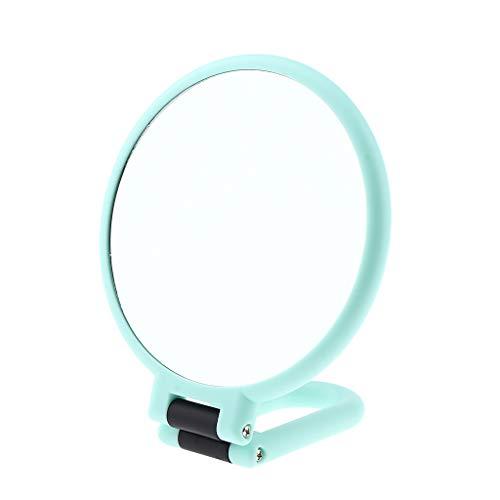 Bonarty Miroir De Maquillage Grossissant, Miroir Vanity De Table Rotation 360°, # 2Grossissant X10
