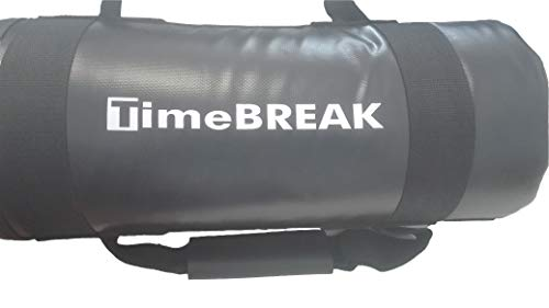 Timebreak POWER BAG- SAND BAG PESO FITNESS DA 5-10 -15...
