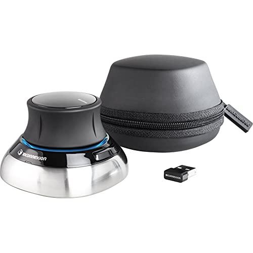 Price comparison product image 3Dconnexion SpaceMouse Wireless - Souris 3D - 2 boutons - sans fil