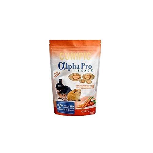 Cunipic Alpha Pro snacks para roedores