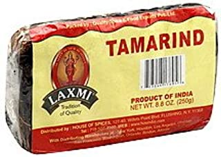 Laxmi Natural Tamarind Traditional Indian Cooking Spice - 17.5oz (500g)