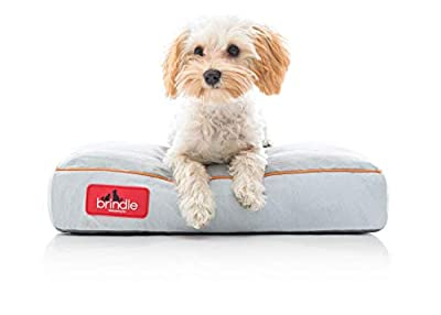 Soft Memory Foam Dog Bed With Removable Washable Cover